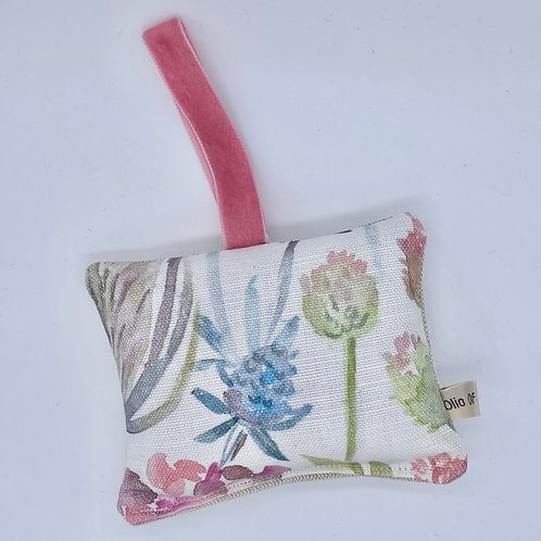 Lavender Door Hanger - Floral Print