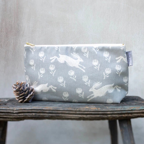 Sam Wilson Wash Bag - Running Hare