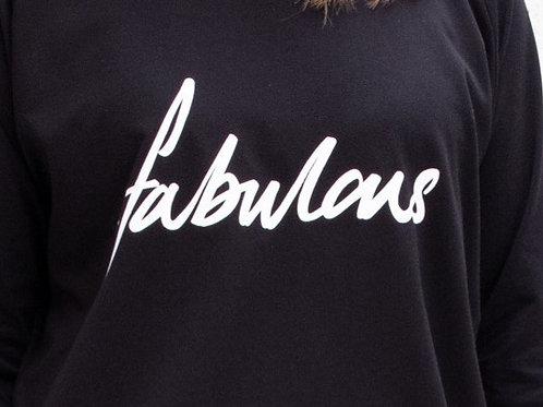Chalk Tasha Top - Black/Fabulous