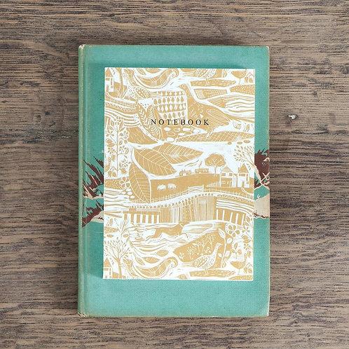 Sam Wilson A6 Notebook - Ochre Fields