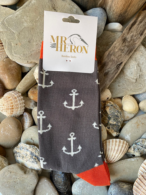 Anchors Socks