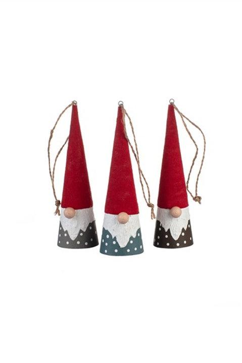 Single Hanging Tomte Gnome