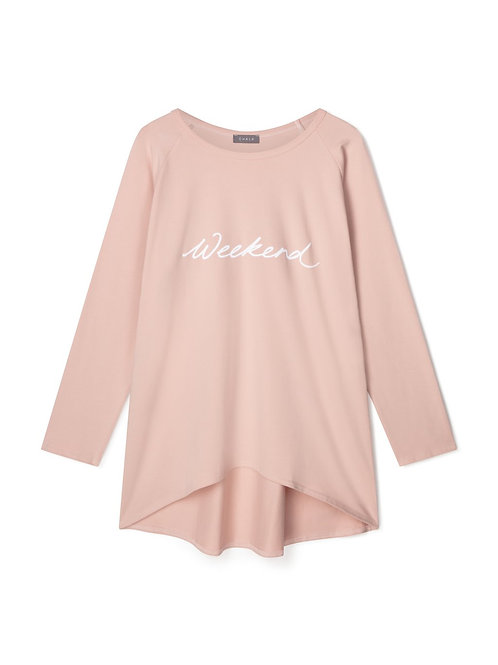 Chalk Robyn Top - Pink/Weekend