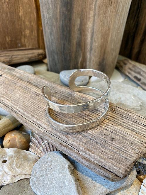 Double Bar Cuff Bracelet