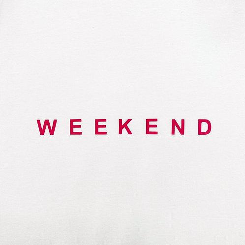Chalk Robyn Top - White/Pink Weekend