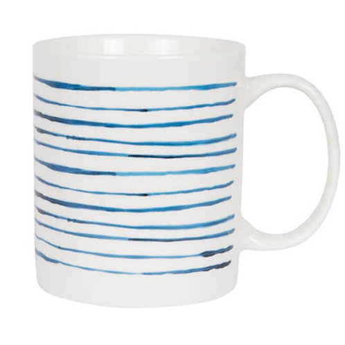 Thin Blue Stripe Mug