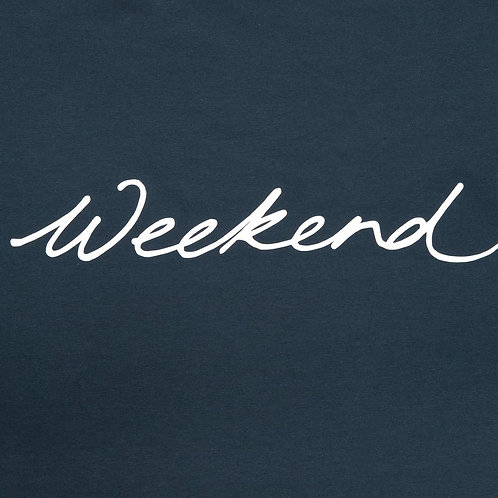 Chalk Tasha Top - Navy/Weekend
