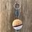 Thumbnail: Cork Ball Keyring