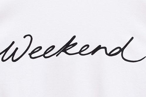 Chalk Tasha Top - White/Weekend
