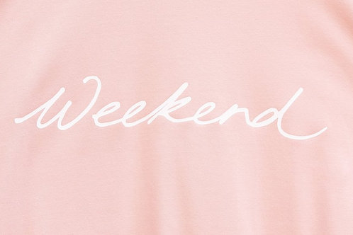 Chalk Robyn Top - Pink/Weekend
