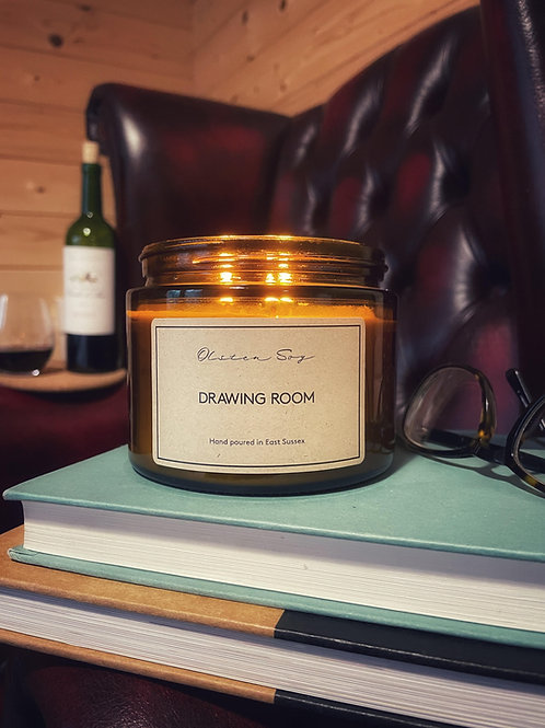 Olsten Soy 'Drawing Room' Candle