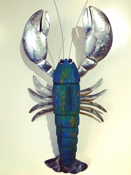 Leonard the Lobster Wall Art