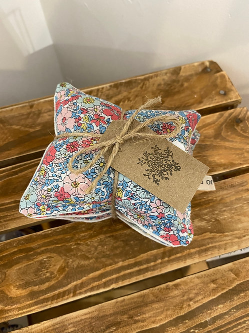 Lavender Drawer Sachets (3) - Liberty Blue