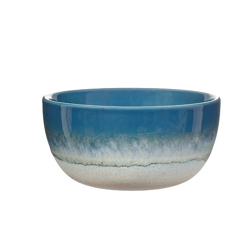 Blue Ombré Glaze Bowl