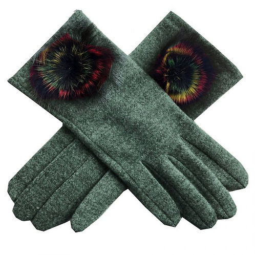 Bella Gloves - Green