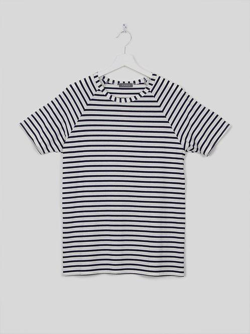 Chalk Darcey Top - Black Stripes