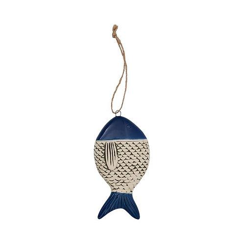 Hanging Ceramic Fish