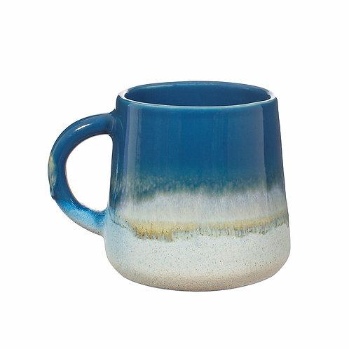 Blue Ombre Glaze Mug
