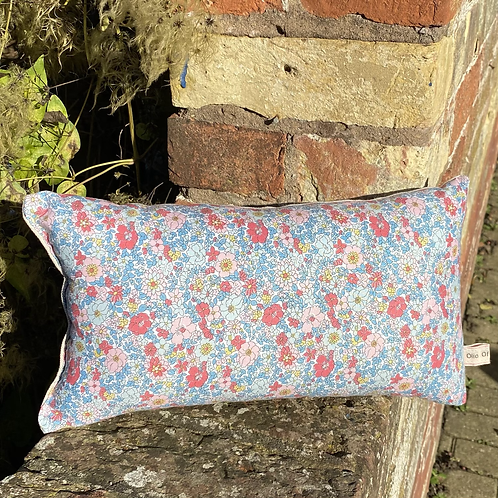 Lavender Cuddle Cushion - Liberty Print