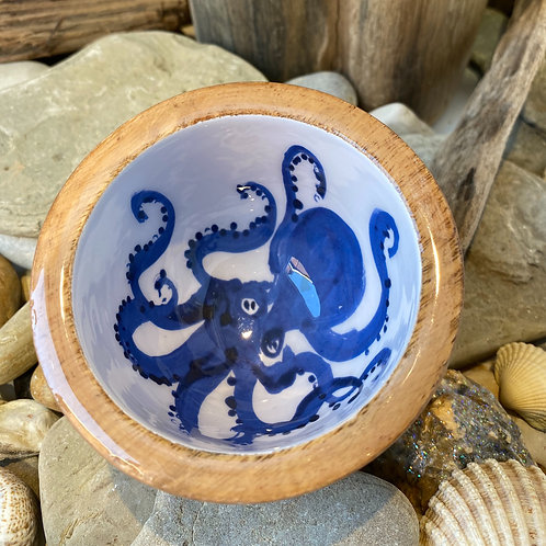 Octopus Nut Bowl