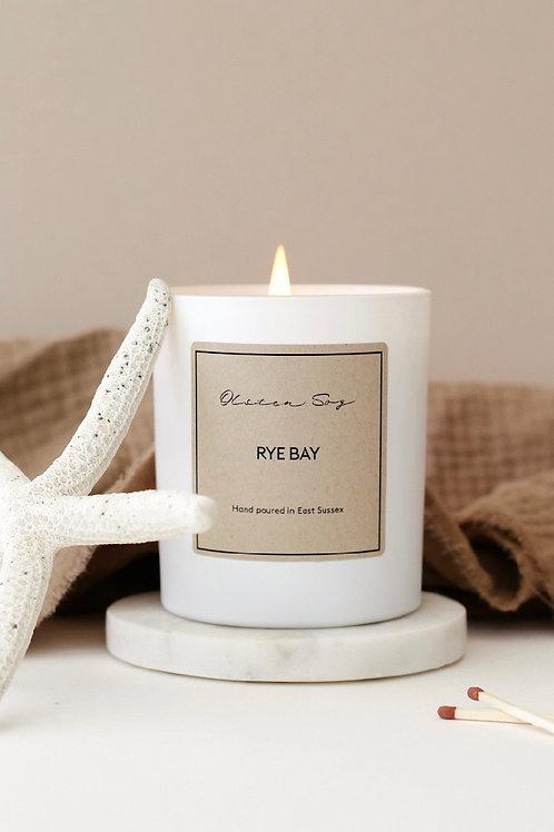 Olsten Soy Rye Bay Candle