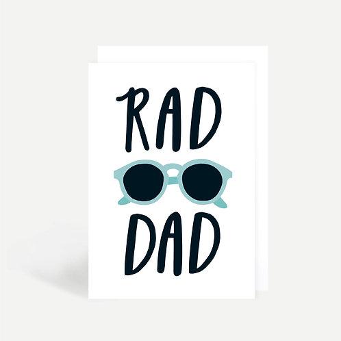 'Rad Dad' Card