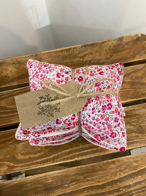 Lavender Drawer Sachets (3) - Liberty Pink