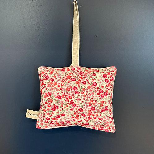 Lavender Door Hanger - Liberty Pink