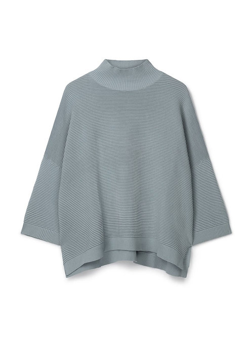 Chalk Vicki Jumper - Ice Blue