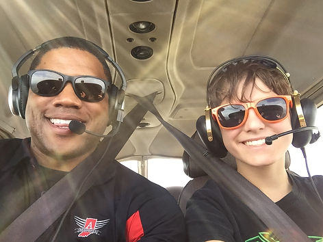 Flying With Students