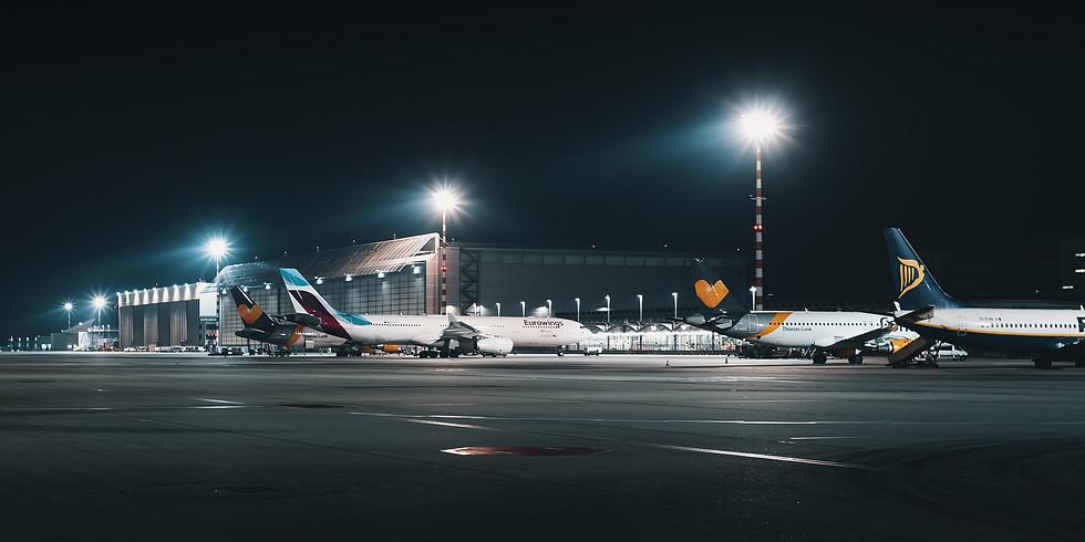 Night at the Hangar