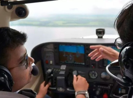National Aviation Week: Local pilot runs aviation mentoring program for Indy youth