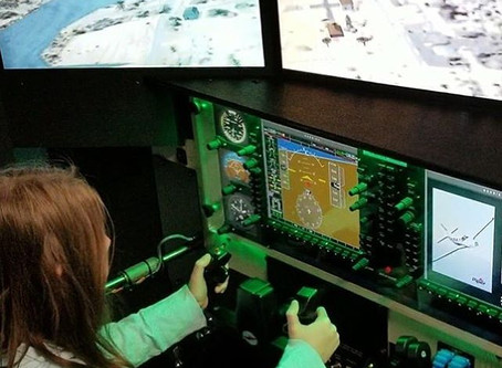 Indianapolis aviation camp attracts young pilots
