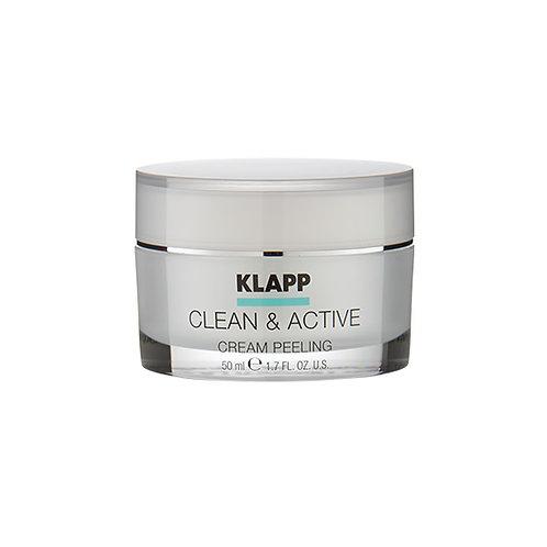 CLEAN & ACTIVE: CREAM PEELING
