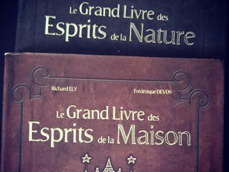 Le Grand Livre Esprit de la Maison et de la Nature de Richard Ely