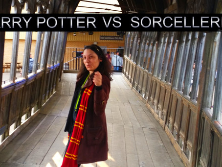 Sorcellerie VS Harry Potter