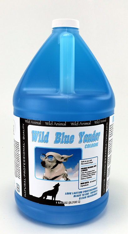 Wild Blue Yonder Cologne by Wild Animal - Gallon