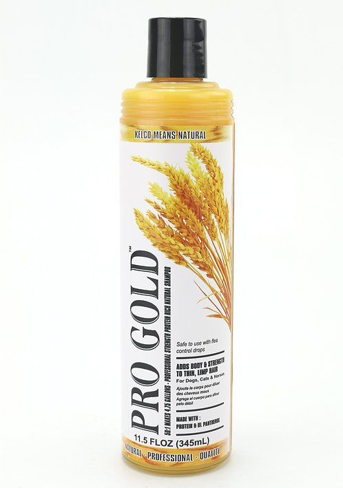 Pro Gold Shampoo by Kelco 50:1 - 11.7oz