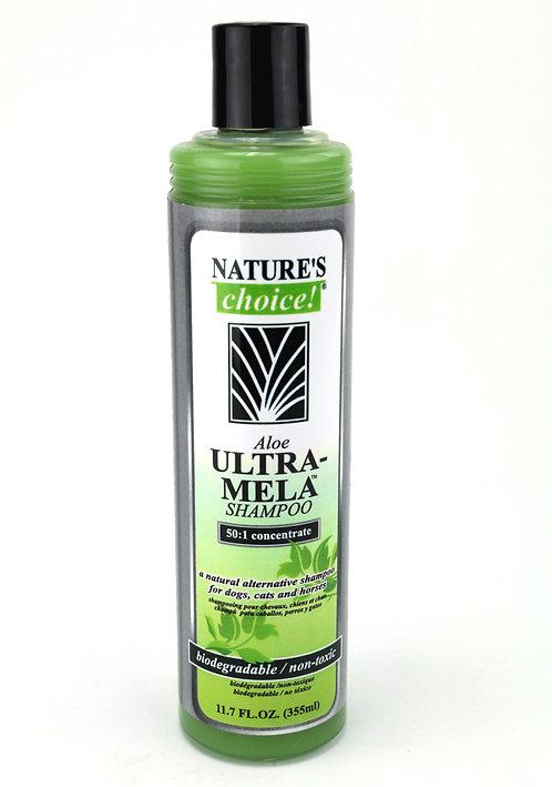 Ultra Mela Shampoo by Nature's Choice 50:1 - 11.7oz