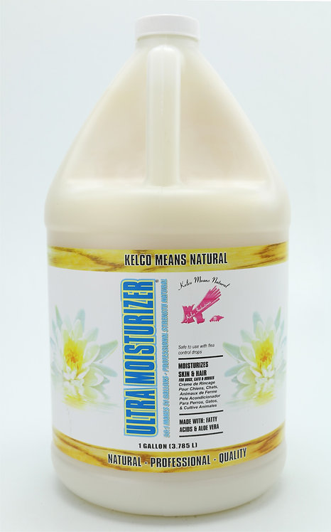 Ultra Moisturizer Conditioner by Kelco 50:1 - Gallon