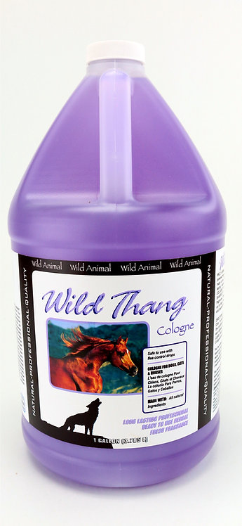 Wild Thang Cologne by Wild Animal - Gallon