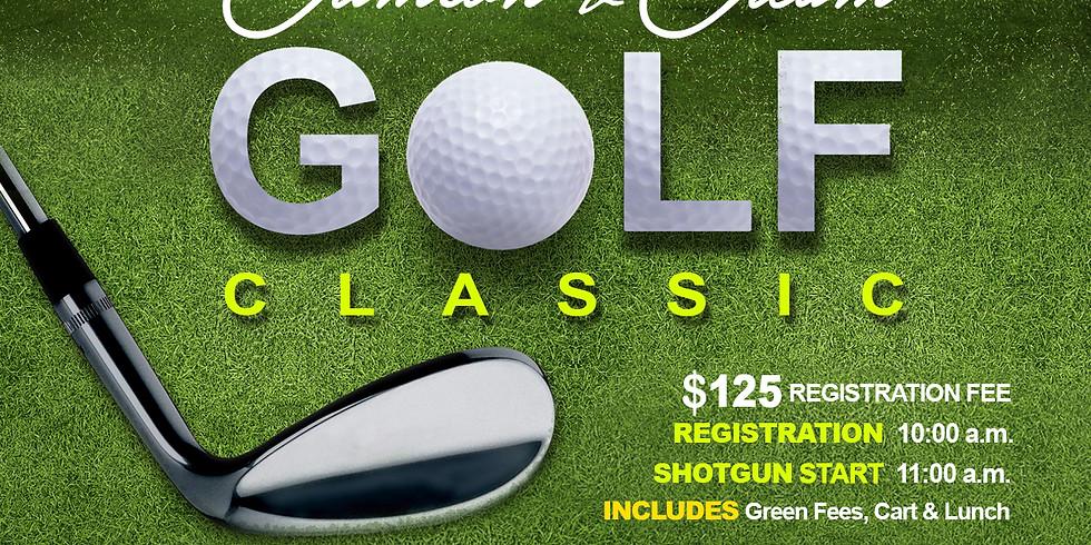 Crimson and Creme Classic Golfers Registration