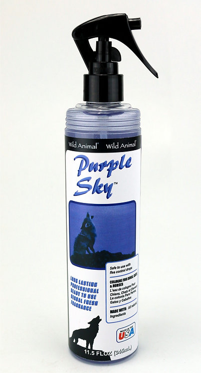 Purple Sky Cologne by Wild Animal - 11.7oz