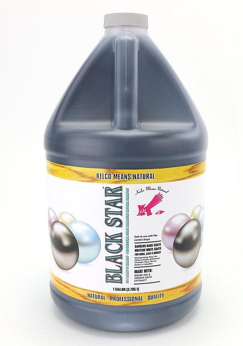 Black Star Shampoo by Kelco 50:1 - Gallon