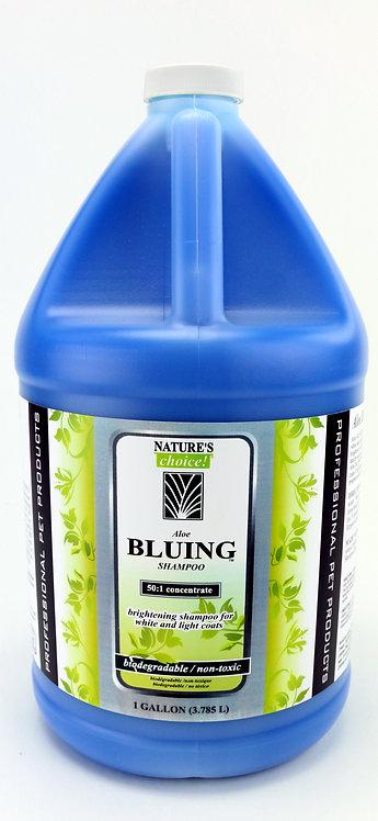 Aloe Bluing Shampoo by Nature's Choice 50:1 - Gallon
