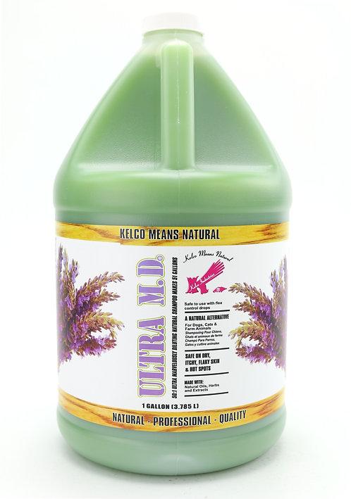 Ultra M.D. Shampoo by Kelco 50:1 - Gallon