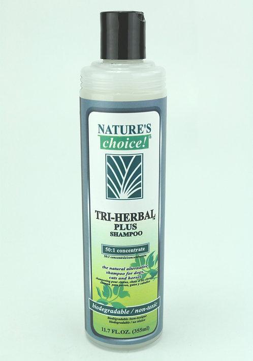 Tri Herbal Plus Shampoo by Nature's Choice 50:1 - 11.7oz