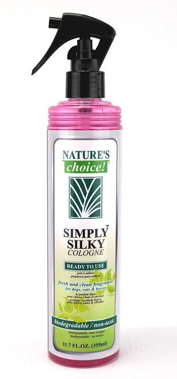 Simply Silky Cologne by Nature's Choice - 11.7oz