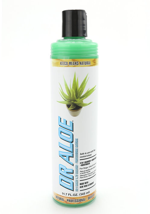 Dr. Aloe Shampoo by Kelco 50:1 - 11.7oz