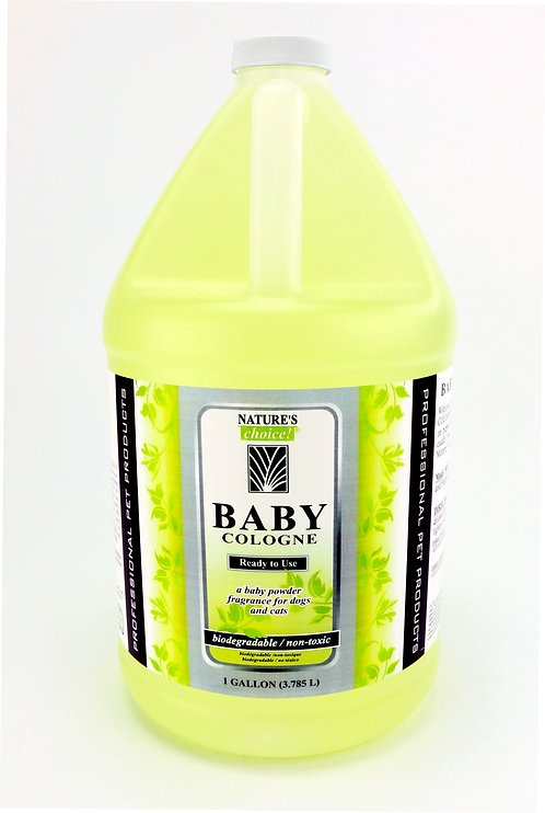 Baby Cologne by Nature's Choice - Gallon